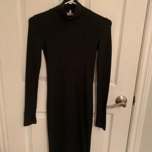 Wilfred Deep Green Body-con Dress